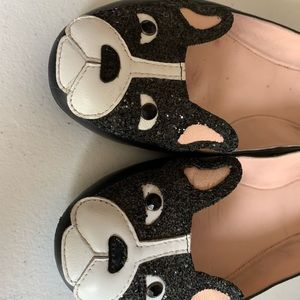 Kate Spade Terrier Leather Flats